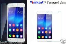 Vimkart Tempered Glass Screen Protector Guard for Spice Smart flo 401