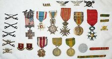 RARE US ARMY COLLECTION COLONEL BYRON LAKIN BARGAR SPANISH AMERICAN WAR WWI +