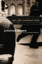 Gun, with Occasional Music by Jonathan Lethem (2003, Paperback)