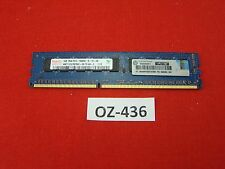 Hynix 1GB DDR3 1Rx8 PC3-10600E-9-10-DO 1333MHz HMT112U7BFR8C-H9 #OZ-436