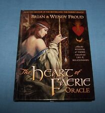 """""""The Heart of Faerie Oracle""""  By Brian & Wendy Froud 2010 (1st Edition) HC VG++"""