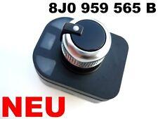 NEU - Schalter Spiegel Audi A1 A3 A4 A5 A6 A8 Q3 Q5 Q7 Alu S-Line - 8J0959565B