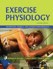 Exercise Physiology: Nutrition, Energy, and Human Performance (Exercis-ExLibrary