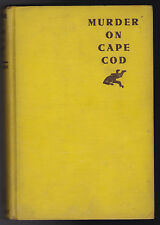 Frank Shay - Murder on Cape Cod - SIGNED 1st Ed 1931 - Golden Age Mystery