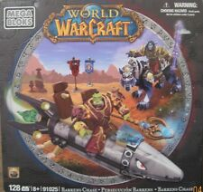 Mega Bloks 91025 World of Warcraft Barrens Chase Build the Battle NEW in Box