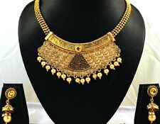 SOUTH INDIAN Designer Party Wear Fashion Jewellery Bollywood