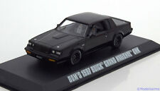 1:43 Greenlight Buick Grand National GNX Fast & Furious Dom 1987