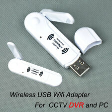 SUIT CCTV DVR SYS.150M 802.11N/G/B USB WiFi Wireless Network LAN Adapter Antenna