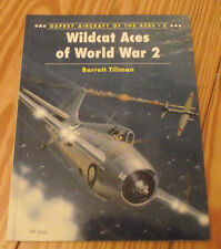 Wildcat Aces of World War 2. Osprey Aircraft of the Aces 3