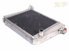 Classic Austin Mini Racing Upgrade High Flow Alloy Radiator Rad UK stock 42mm