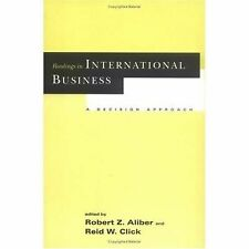 Robert Z Aliber - Readings In International Busi (1993) - Used - Trade Pape