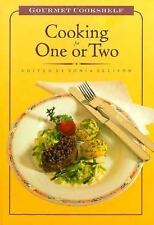 Cooking for One or Two (Gourmet Cookshelf Series)