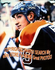 "#99 Wayne ""The GREAT One"" GRETZKY Edmonton OILERS Bench CUSTOM Lab 8X10 NEW !!!!"