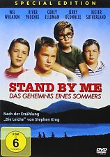 DVD * STAND BY ME  |  STEPHEN KING - River Phoenix  # NEU OVP