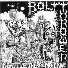 BOLT THROWER - In Battle There Is No Law! - LP Grey Vinyl - Death Metal - SEALED