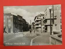 FAENZA Corso A Saffi Ravenna vecchia cartolina