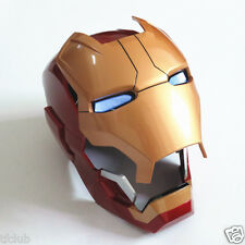 Captain America Avengers 1:1 Iron Man Mk42 Costume Mask Helmet For Cosplay Props
