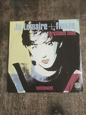JO LEMAIRE + FLOUZE - PRECIOUS TIME - FRENCH SYNTH POP,NEW WAVE - FRENCH PRESS!!