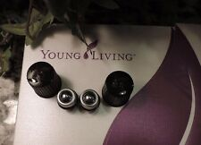 YOUNG LIVING AromaGlide Aroma Glide   fits 5 & 15ml bottles   2 Roller Balls