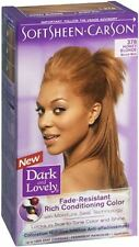 Dark and Lovely Fade Resistant Rich Color, No. 378, Honey Blonde, 1 ea (5 pack)