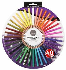 Daler Rowney Simply Coloured Pencil Wheel