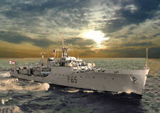 HMS KEPPEL - HAND FINISHED, LIMITED EDITION (25)