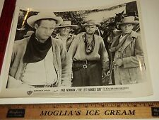 Rare Original VTG 1958 Paul Newman in WB The Left-Handed Gun Movie Photo Still