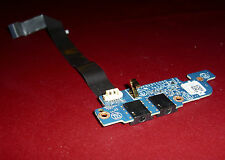 Dell XPS L511z 15z Audio Jack PCB Conector Placa & Cable 0FWN5J FWN5J U