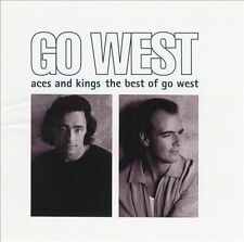 Go West CD..GREATEST HITS Aces and Kings: The Best of