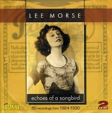 Echo's Of A Songbird-50 Recordings From 1924-30 - Lee Morse (2005, CD NIEUW)