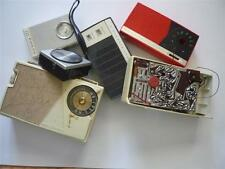 SONY, Regency Any Early Small Transistor Radio REPAIR