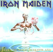 IRON MAIDEN SEVENTH SON OF A SEVENTH SON VINILE LP 180 GRAMMI NUOVO E SIGILLATO