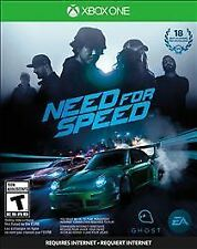 Need for Speed XBOX ONE- PLEASE READ DETAILS
