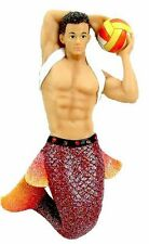 IN STOCK - December Diamonds FIRE ISLAND Merman Ornament NEW- Priority Shipping