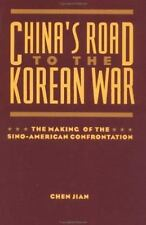 China's Road to the Korean War, History, China, Korea, Korean War, War, Military