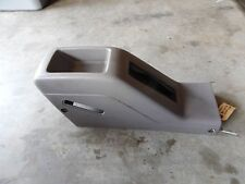 1996 FORD ESCORT LX REAR CENTER CONSOLE