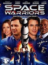 SPACE WARRIORS 2013 FAMILY dvd DERMOT MULRONEY Josh Lucas MIRA SORVINO