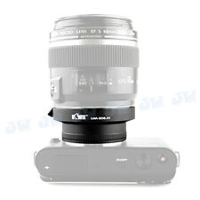 CANON EOS EF-S MOUNT ADAPTER To NIKON 1 N1 V1 J1 J2 J3 S1 CAMERA ADAPTER