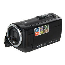 HD 720P 16MP Digital Video Camcorder Camera DV DVR 2.7'' TFT LCD 16x ZOOM Black