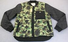 RALPH LAUREN D&S Mens CAMO CAMOUFLAGE QUILTED RIPSTOP MILITARY JACKET  NWT  XL