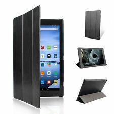 Ultra Slim Smart Stand Holder Case Cover for Amazon Kindle Fire HD 7 8 10 2015