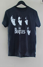 Unworn Quality Retro Vintage Style Burton London THE BEATLES T Shirt