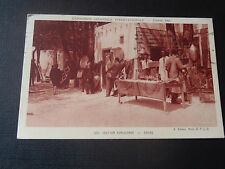 CPSM Exposition Coloniale Internationale Paris 1931 Section Tunisienne Souks