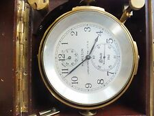Hamilton Model 21 Marine Chronometer