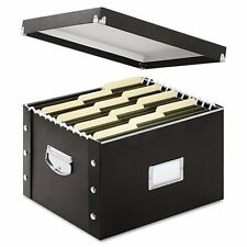 Idea Stream Collapsible Letter Legal File Box