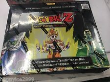 Panini Dragon Ball Z TCG Heroes & Villains Booster Box CCG DBZ
