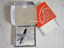 Montblanc Special Edition Meisterstuck Diamond Mozart Platinum Fountain Pen *NEW