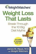 Weight Watchers Weight Loss That Lasts Rippe MD, James M., Weight Watchers Hard