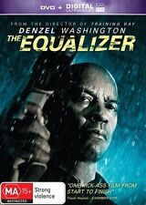 The Equalizer ( DVD 2015) Region 4.