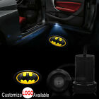 2pcs Car Door LED Dark Knight Batman Logo Welcome Laser Projector Shadow Light
